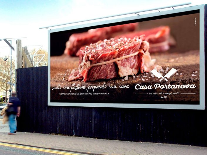 Casa Portanova – Advertising