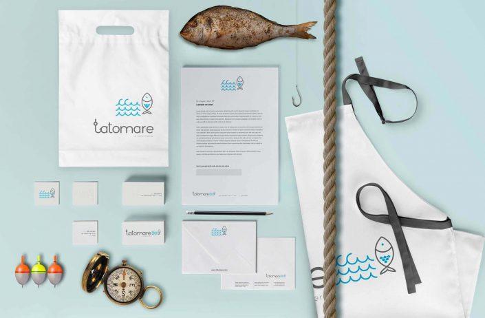 Latomare - Branding